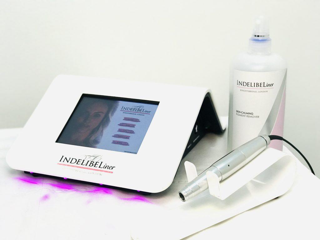 makeup spot equipment indelible liner